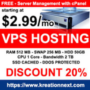 VPS and Dedicated server Setup and maintenance provided on Linux CPane