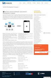 Hire Xamarin App Development Company  - Inwizards