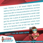 Logo Champ Digital Marketing Agency of London