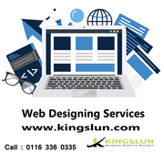 Web Designing Services By Kingslun