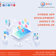 Contact Us - Neosis Ltd | Hybrid App Development UK | Web Development