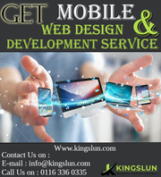 Get Mobile Web Design & Development Service From Kingslun