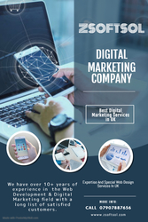 digital marketing services in london