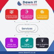 Dawnit: IT Company in London,  UK | Website Development Company in UK