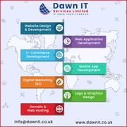 Website Design in UK & Web Development in UK | dawnit.co.uk