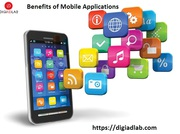 Benefits of Mobile Applications | Digiadlab