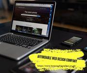 Affordable Web Design Company   Bemunchie Online