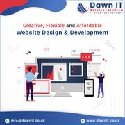 Get Trustworthy Web Development Services in UK   Web Design   dawnit.c