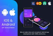 I will Do Mobile ios and Android App Development as Mobile App Develop
