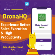 Develop daily sales report app without coding with DronaHQ