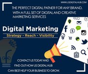 Get Best digital marketing services in 2020 | Less then $50