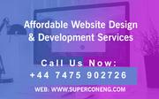 Website Design | Graphic &  Logo Design | WordPress | E- commerce