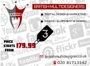 Web Design UK   Web Page Design   British Multi Designers
