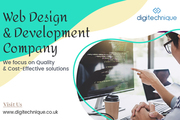 Hire Experienced Web Development company in UK