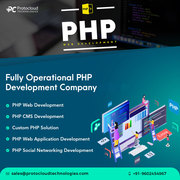 PHP Development Services Company